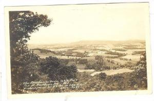 RP, The Alleghenies From Table Rock, Top Of Backbone Mt., Maryland, 1930-1950s