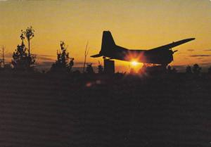 Wardair Memorial , Yellowknife , N.W.T. , Canada , 70-80s