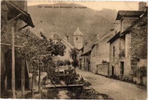 CPA BEURE pres BESANCON - Le Clocher (182996)