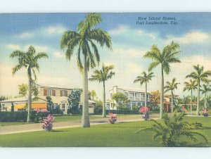 Linen NEWLY BUILT ISLAND HOMES Fort Lauderdale Florida FL AD4065
