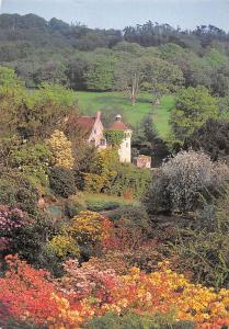 Scotney Castle Garden Kent View from Bastion
