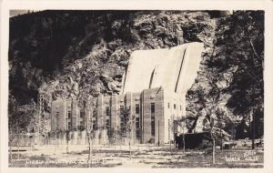 RP: Diablo Power House, Skagit Power Project , Washington , 1930-40s ELLIS 4624
