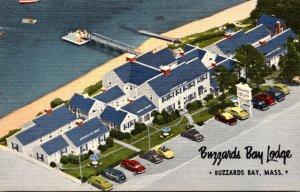 Massachusetts Cape Cod Buzzards Bay The Buzazards Bay Lodge