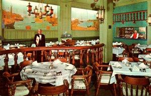 Washington D C O'Donnell's Sea Grill Interior