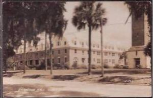 FL Deland Stetson Univ Chandoin Hall RPPC 1945