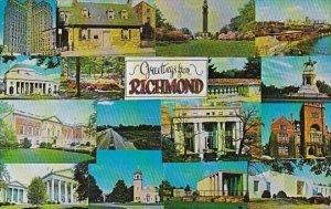 Greetings From Richmond Virginia