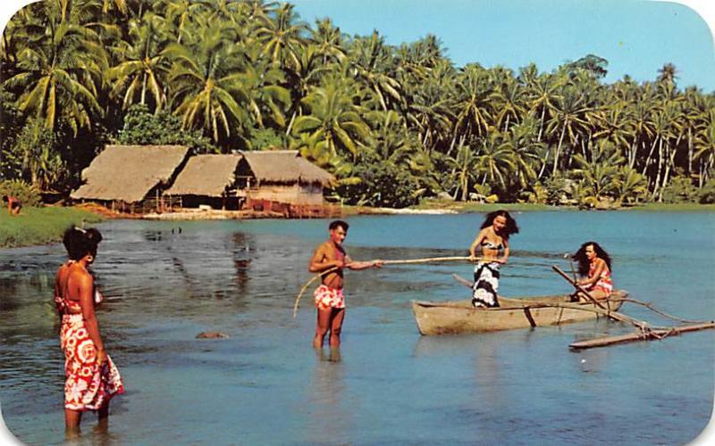 Tahiti Fiji Return from Sea Tahiti Return from Sea