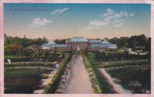 Shaws Garden Saint Louis Missouri