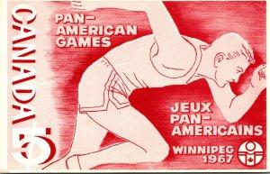 Canada Pan American Games Jeux Pan Americains Winnipeg 1967