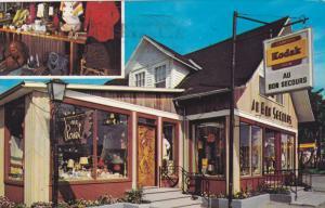 Camera & Gift Shop , PERCE , Quebec, Canada , 60-80s #2