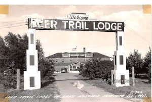 Deer Trail Lodge - Heafford Junction, Wisconsin