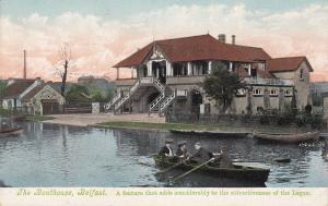 BELFAST , Northern Ireland , 00-10s; Boathouse