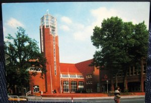 Germany Zeven Rathaus - posted 1986