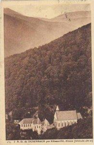 France Dusenbach par Ribeauville Alsace 1928