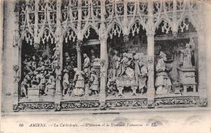 France Aimens Cathedrale Ancien y Le Nouveau Testament
