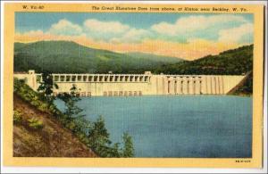 Great Bluestone Dam, Hinton - Beckley WV