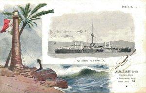 Corazzata Lepanto La Lega Navale Spezia - Nautica 03.03