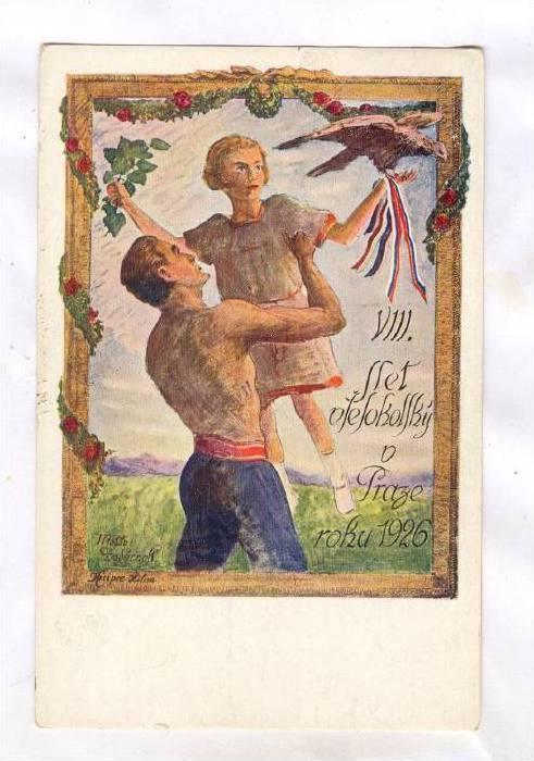 Czech Republic, Praze 1926; Poster Art