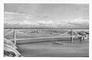 Golden Gate Bridge Miniature Size San Francisco CA
