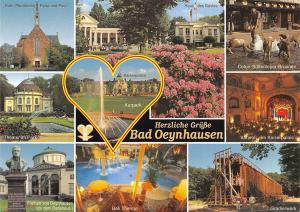 Bad Oeynhausen multiviews Pfarrkirche Peter und Paul Kurpark Gradierwerk