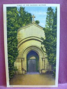 Old Postcard Lot: Franciscan Monastery Washington, DC