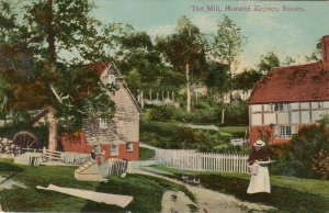 HORSTED KEYNES , Sussex , England , 1910 ; The Mill