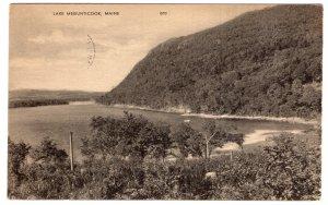Lake Megunticook, Maine
