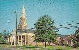Georgia Perry First Baptist Church