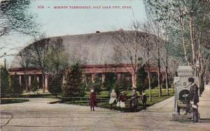 Mormon Tabernacle Salt Lake City Utah