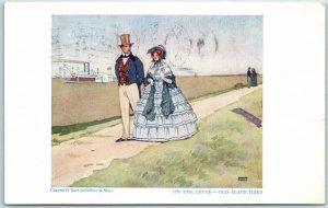 1911 Advertising Postcard HART SCHAFFER & MARX Clothing Durgin Jacobs Beverly MA
