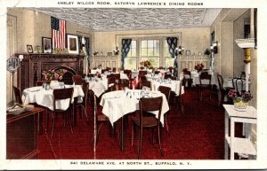 New York Buffalo The Ansley Wilcox Mansion Ansley Wilcox Dining Room Delaware...