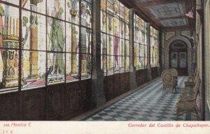 MEXICO CITY , Mexico , 00-10s ; Corredor del Castillo de Chapultepec