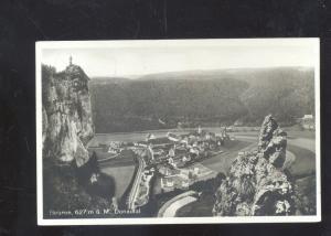 RPPC BEURON GERMANY M. CONAUTAL VINTAGE GERMAN REAL PHOTO POSTCARD