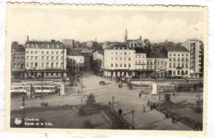 Charleroi . Belgium 1910-20s ; Entree de la Ville