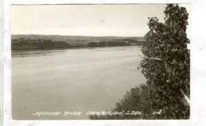 RP; Missouri River, Chamberlain, South Dakota, 20-30s
