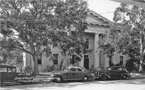 Titusville FL Brevard County Court House RPPC Postcard