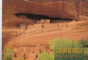 Arizona White House Ruins Canyon De Chelley