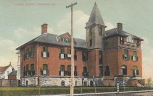 PEMBROKE , Ontario , Canada , 00-10s ; Cottage Hospital