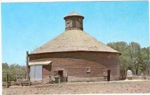 Round Barn, Lodi, Indiana, 40-60s