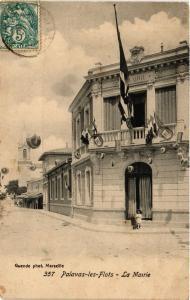 CPA Palavas-les-Flots - La Mairie (255465)