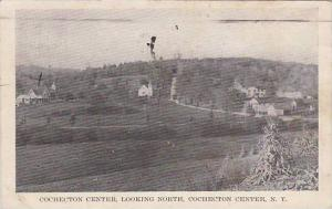 Cochecton Center looking North, Cochecton Center, New York, PU-00-10s