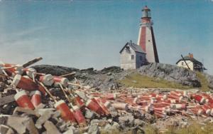 LIGHTHOUSE , YARMOUTH , Nova Scotia , Canada ,40-60s