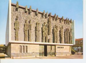 Postal 028395 : Santuario de Nuestra Se?ra del Camino - Leon. Fachada