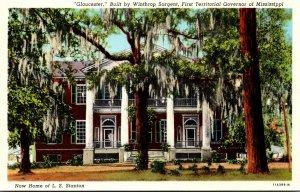 Mississippi Natchez Gloucester Built By Winthrop Sargeant