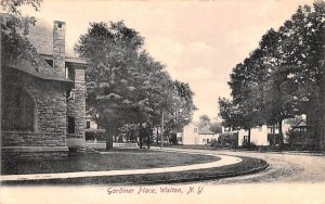 Gardiner Place in Walton, New York