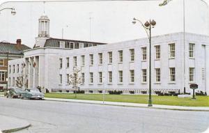 Peterborough City Hall, Peterborough, Ontario, Canada, 1950-1960s