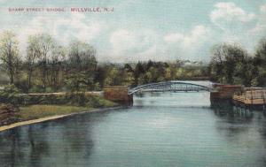 Sharp Street Bridge , MILLVILLE , New Jersey , 1909