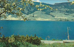 Sunny Okanagan Of Beautiful British Columbia Canada