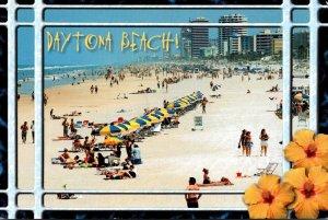 Florida Daytona Beach Mile Long No Driving Zone 2003