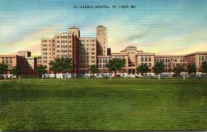 Missouri St Louis Barnes Hospital